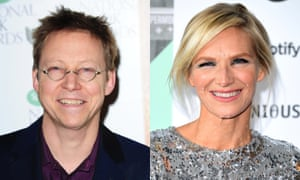 Simon Mayo and Jo Whiley will join forces for a new BBC Radio 2 programme that will hit the airwaves from May.