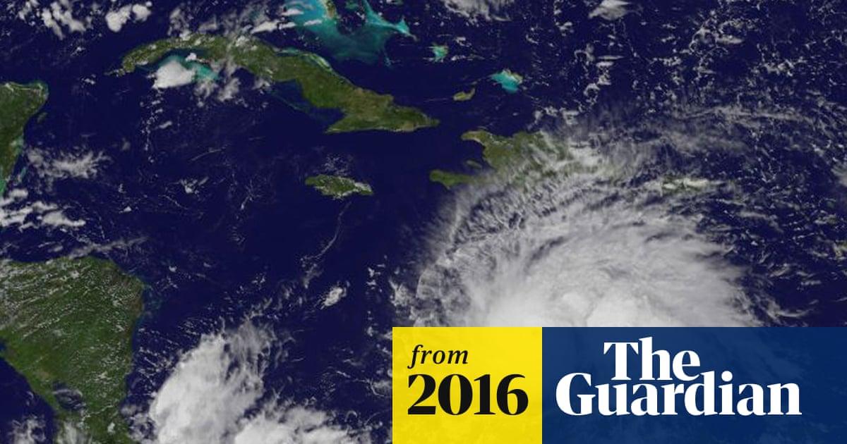 Hurricane Matthew weakens from category 5 on path toward ...