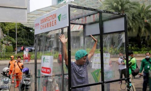 Indonesia S Hidden Coronavirus Cases Threaten To Overwhelm Hospitals Global Development The Guardian