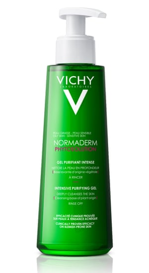 'The results are thrilling': Vichy Normaderm Phytosolution intensive purifying gel
