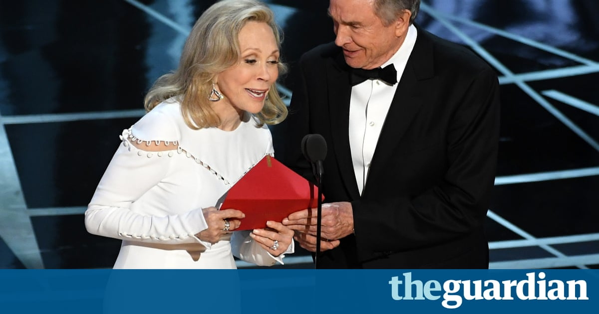 Monday briefing: And the Oscar goes to ... the wrong film