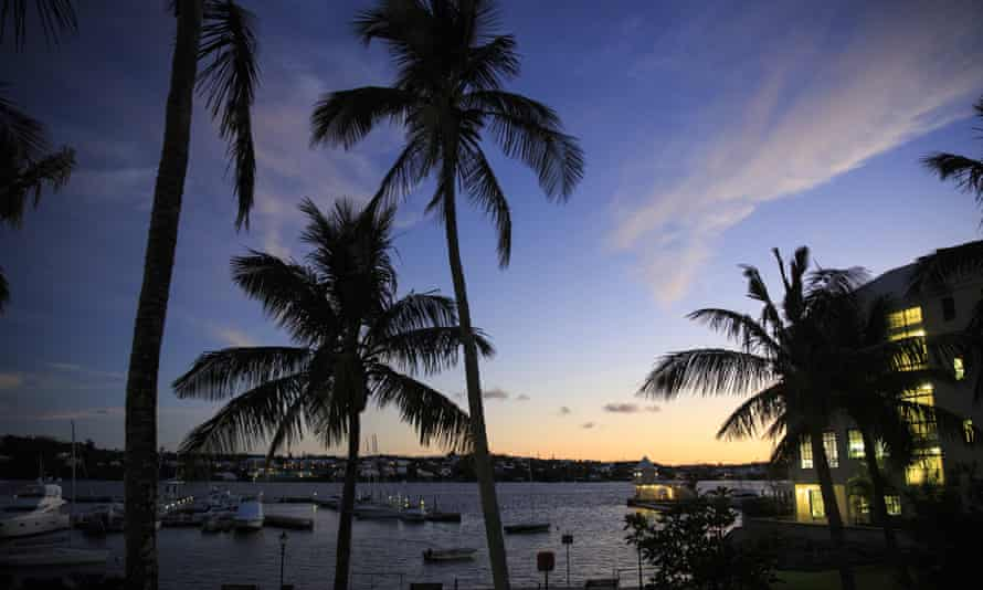 Bermuda is one of several offshore tax havens used by international companies.