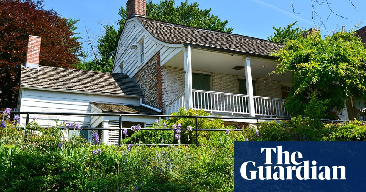 'It can be uncomfortable': how a New York farmhouse is facing its raci... image