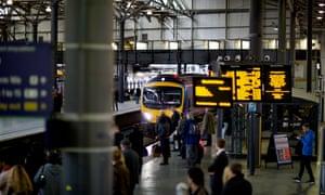 Leeds station