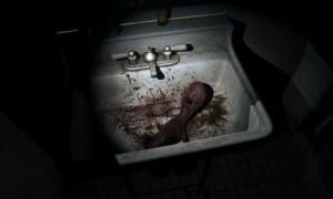 One of the last things you want to find in your bathroom sink... P.T.