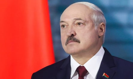 President Alexander Lukashenko delivers his annual address to the Belarusian people