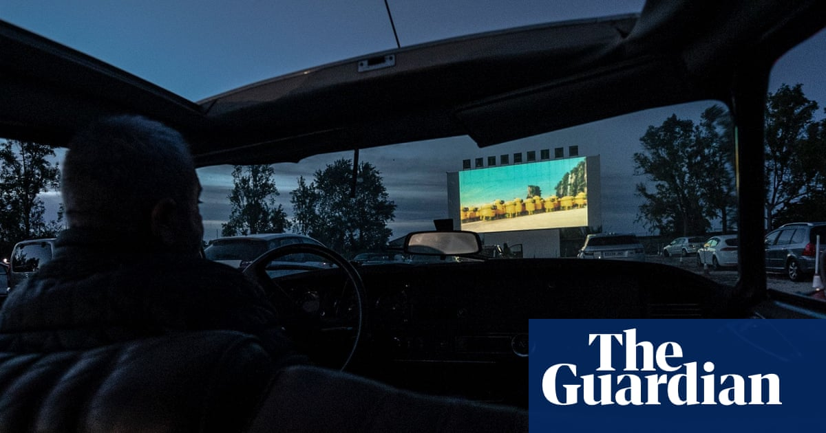 How Spain's Covid curfew puts its drive-in cinemas at risk