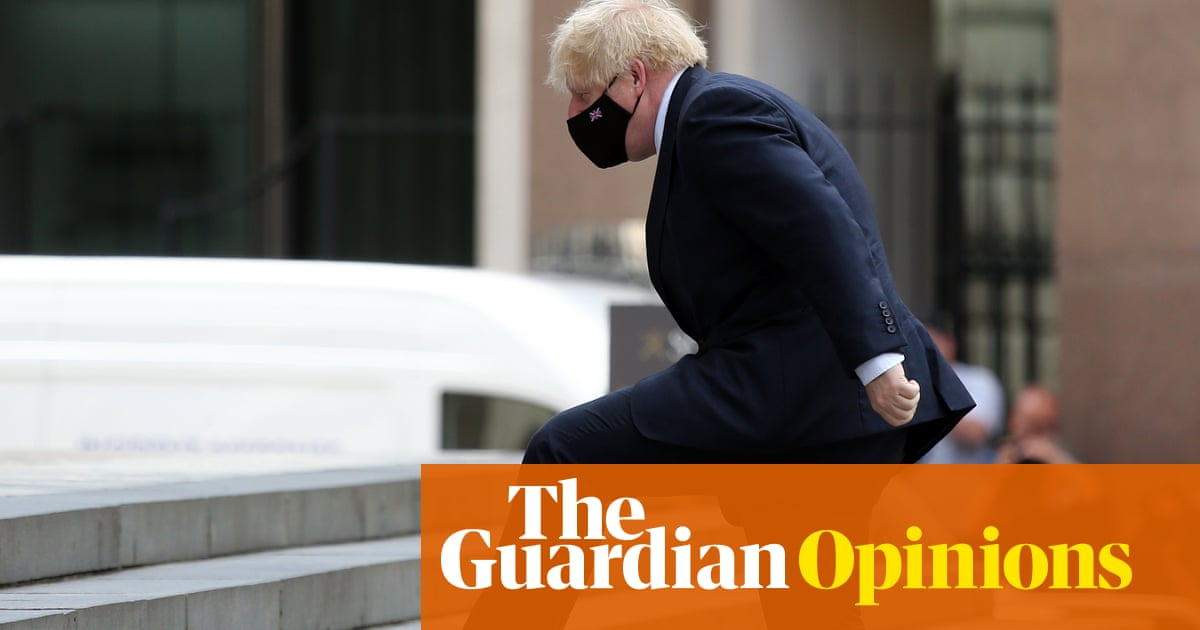 Boris Johnson cries 'freedom' to fill the void where his leadership should be