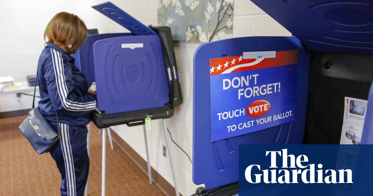 'They think they are above the law': the firms that own America's voting system