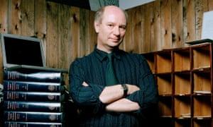Lexicographer John Simpson