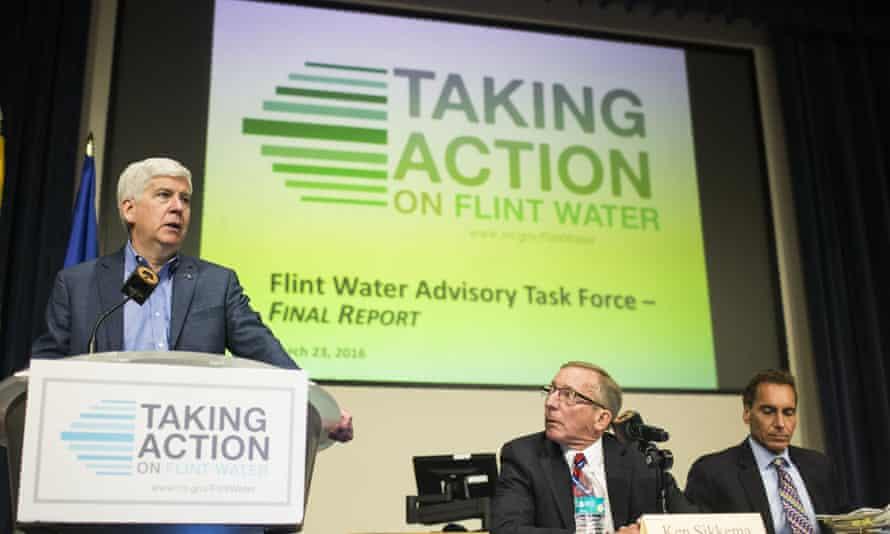 Flint water taskforce report