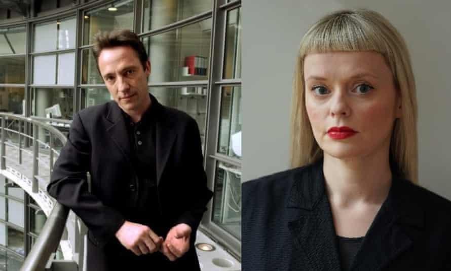 John Yorke and Lucy Brydon