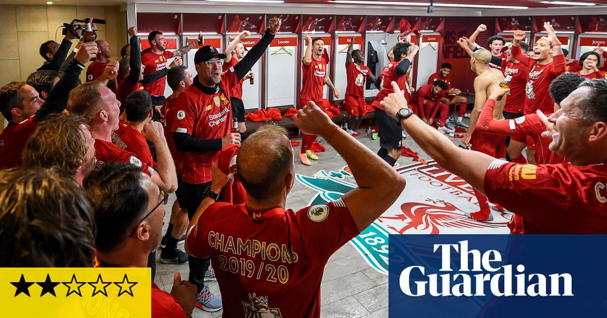 The End of the Storm review – salute to Liverpools triumph not much Kop
