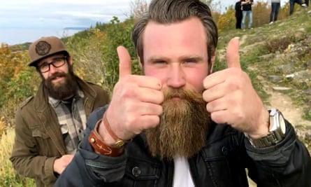 Beard enthusiasts