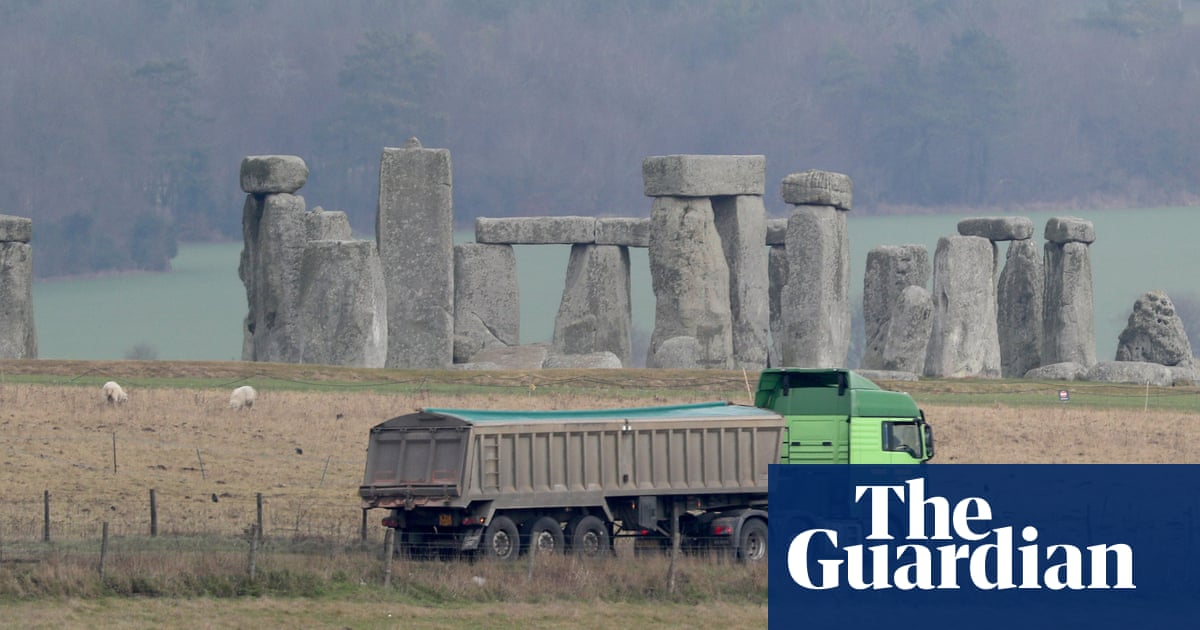 UK cultural landmarks may lose world heritage status, says Unesco chief