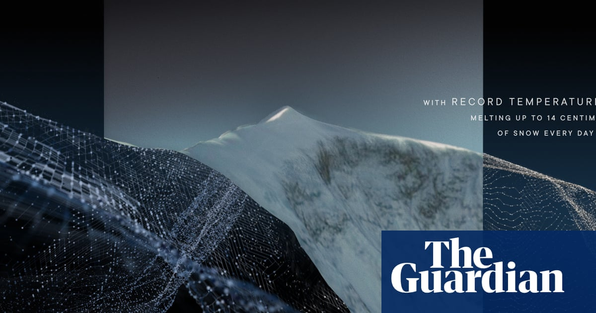 A photographic exploration of the cryosphere – in pictures | Environment | The Guardian