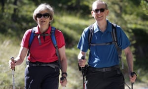 Does Theresa May know how to reap the full benefits of her holiday? If not her work could suffer