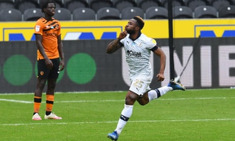 Championship roundup: LuaLua gives Luton lift and puts Hull on brink
