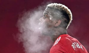 Paul Pogba is hitting top form before Manchester United's trip to Anfield this weekend.