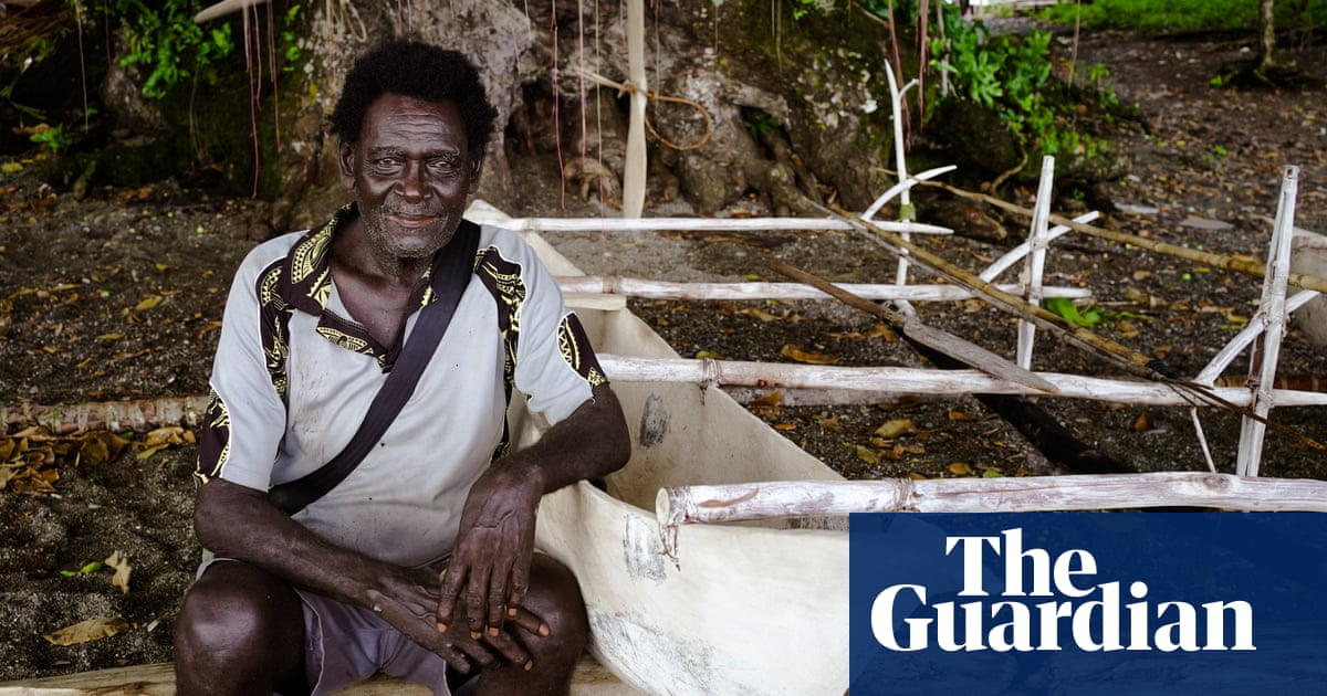 'The sharks are hiding': locals claim deep-sea mining off Papua New Guinea has stirred up trouble