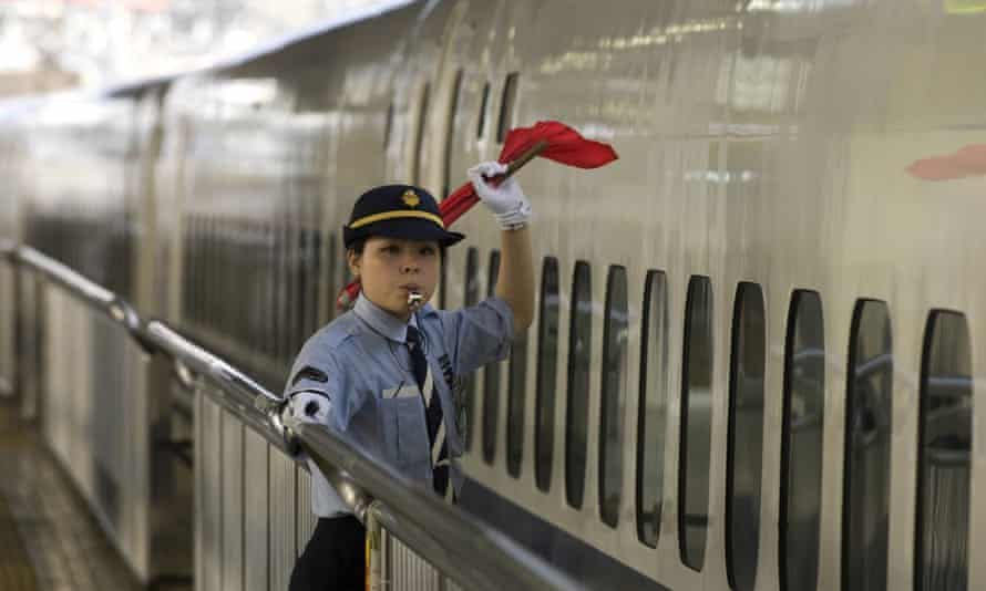 Japan's railways are known for their punctuality.