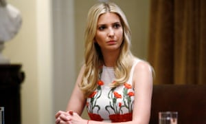 Ivanka Trump: 'Making this decision now is the only fair outcome for my team and partners.'