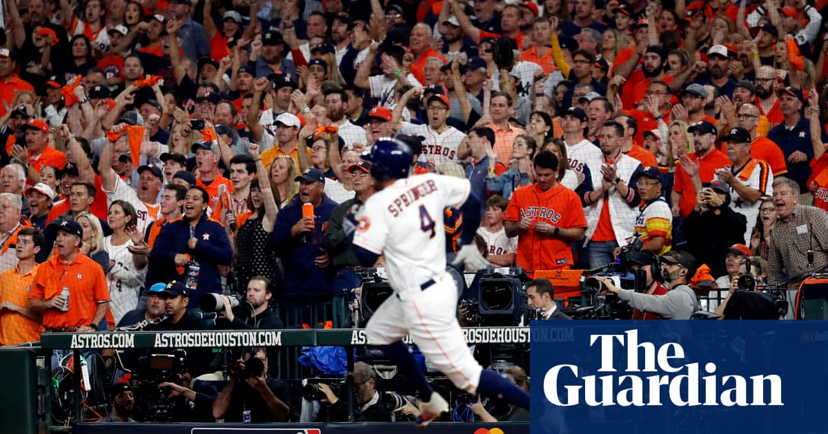 Sick and delusional: Astros fans torn over Trumps World Series booing