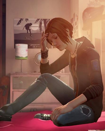 Teenage friendship explored in Life is Strange: Before the Storm.