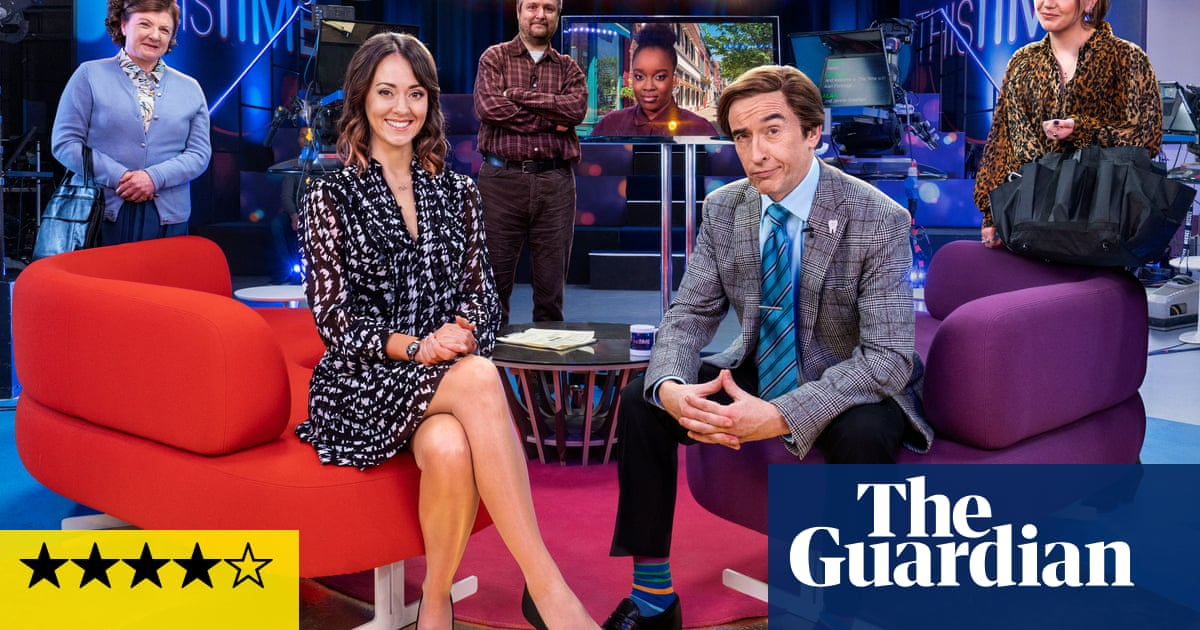 This Time with Alan Partridge series two review – welcome back, excruciating agony!