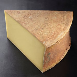 Some Beaufort cheese.