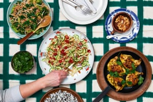 bali feast