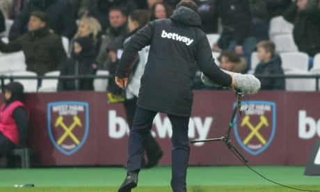 West Ham's Slaven Bilic fined £8,000 over misconduct charge