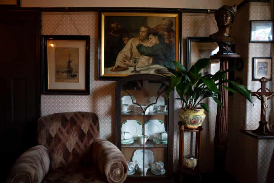 Aaron Whiteside's house in Blackpool
