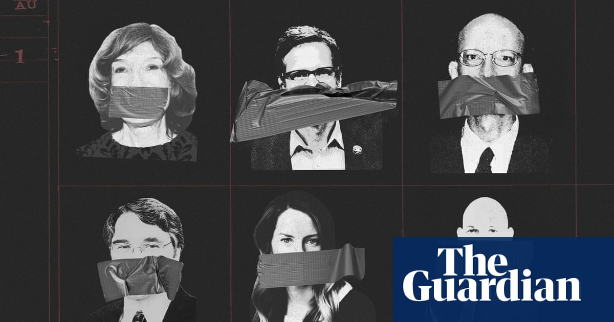 The silenced: meet the climate whistleblowers muzzled by Trump - The Guardian