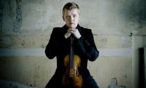 Pekka Kuusisto will lead the ACO Collective.