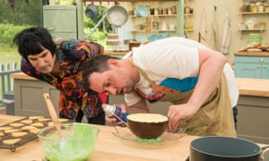 The Great British Bake Off: Noel with Dan