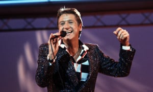 Joe Longthorne won talent contests from the age of six, and from 16 played the working men's club circuit.