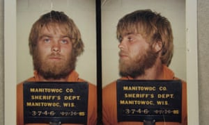 Steven Avery, whose case is explored in new Netflix docuseries, Making a Murderer.