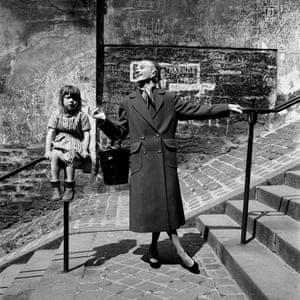 Ready-to-Wear, Montmartre Paris, 1955.