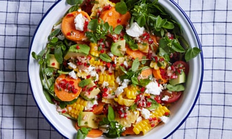 Jane Baxter's recipes for picnic salads