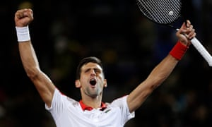 Novak Djokovic Wins Shanghai Masters To Continue Hunt For Nadal S No 1 Crown Sport The Guardian