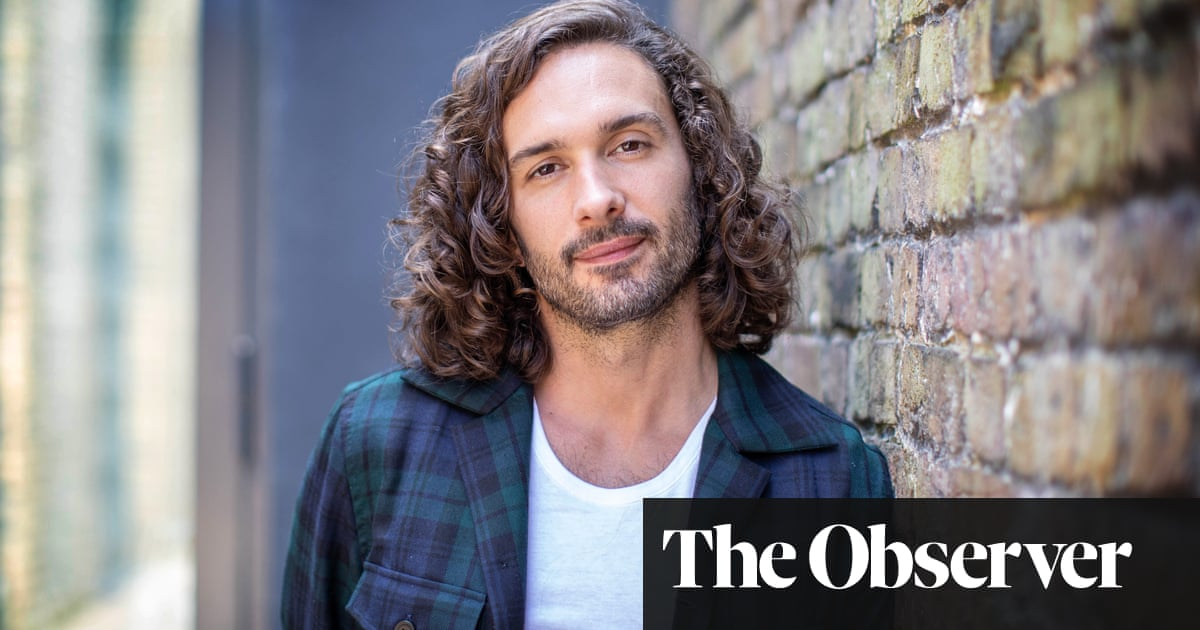 Joe Wicks: 'Exercise for your mental health and the body will follow'