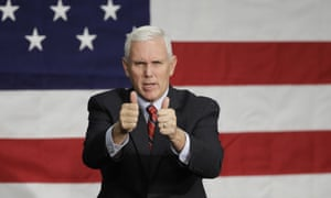 'If Pence becomes president, it will be the true moment of revelation.'
