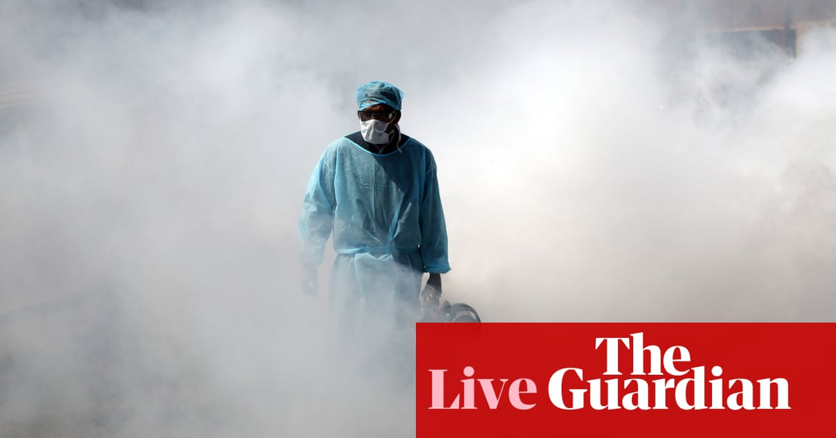 Coronavirus news: Spain death toll passes 1300 as Singapore reports first two deaths – live updates – The Guardian