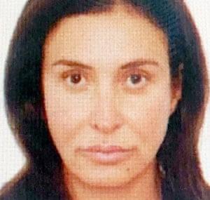 Zamira Hajiyeva.