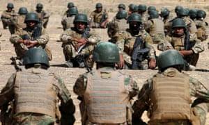 Sunni fighters