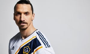 sale retailer 1825a 81a0d Dear Los Angeles, you're welcome': Zlatan Ibrahimovic joins ...