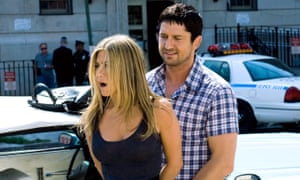 Jennifer Aniston constantly winds up with loser boyfriends.