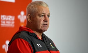 Warren Gatland says Wales were too relaxed in last week's defeat to England.