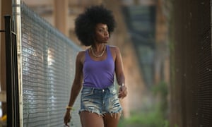 Teyonah Parris in Spike Lee's Chi-raq